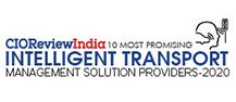 10 Most Promising Intelligent Transport Management Solution Providers - 2020